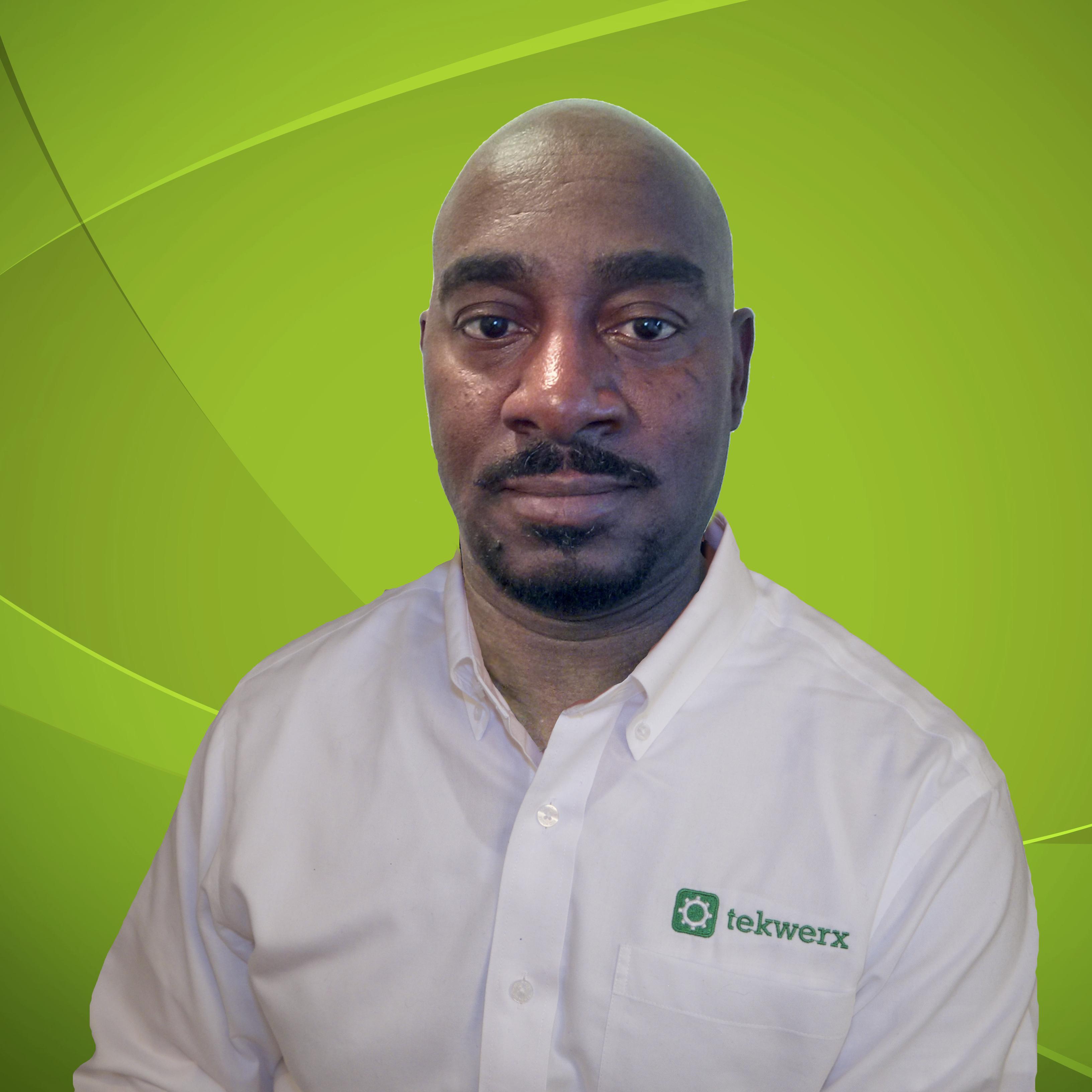 Ozzie Foster, a tekwerx employee