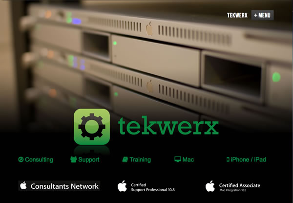 Old tekwerx Website