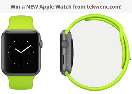 Free Apple Watch